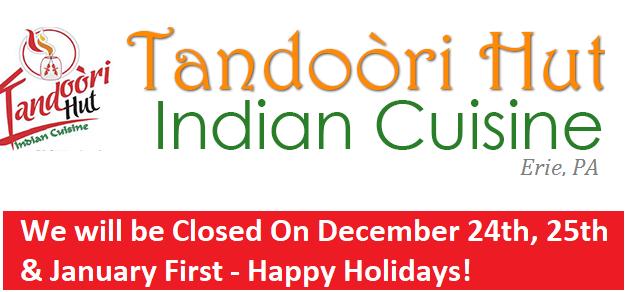 Tandoori Hut Indian Cuisine Erie